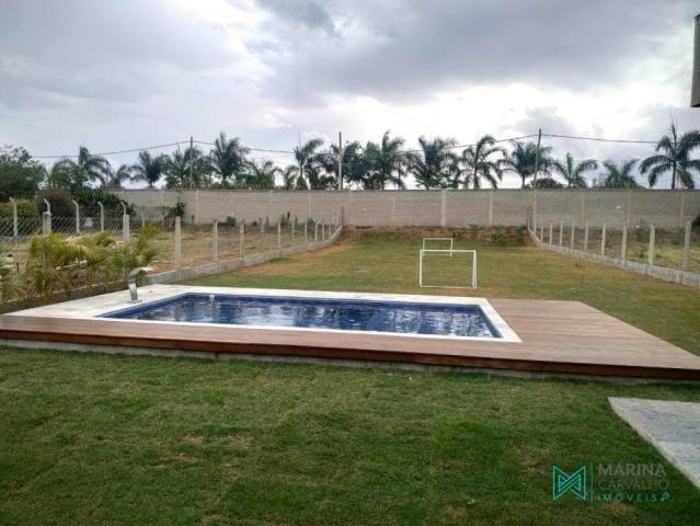 Casa com 2 dormitórios à venda, 242 m² por r$ 1.200.000 - condomínio veredas da lagoa - la - Foto 18