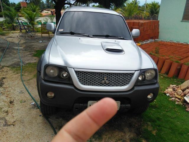 Vende se ou troca l200 outdoor GLS mecânica 2010