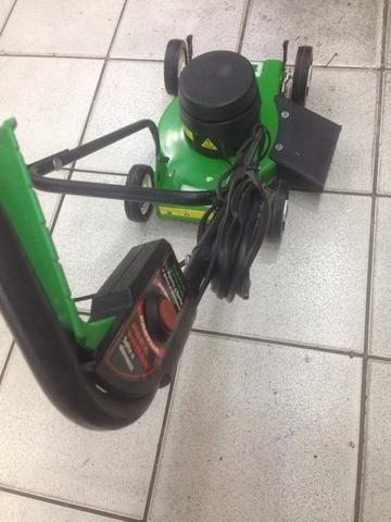 Máquina / carrinho cortar grama 1800 wats TRAPP bivolt - Foto 4