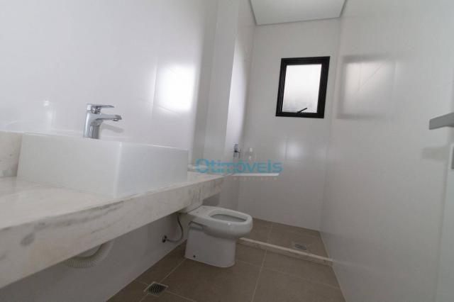 Apartamento com 3 dormitórios à venda, 118 m²- Mercês - Curitiba/PR - Foto 10