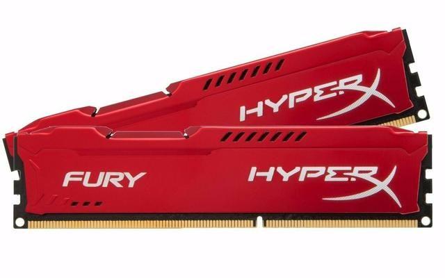 Memória Hyperx Fury 4gb DDR3 1600MHz - Foto 3