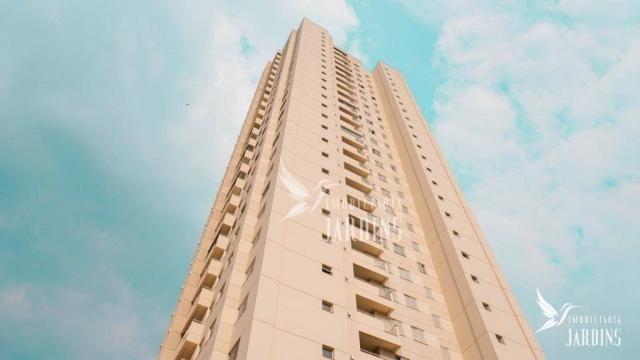 Apartamento com 3 dormitórios para alugar, 70 m² por r$ 1.400,00/mês - centro - londrina/p - Foto 19
