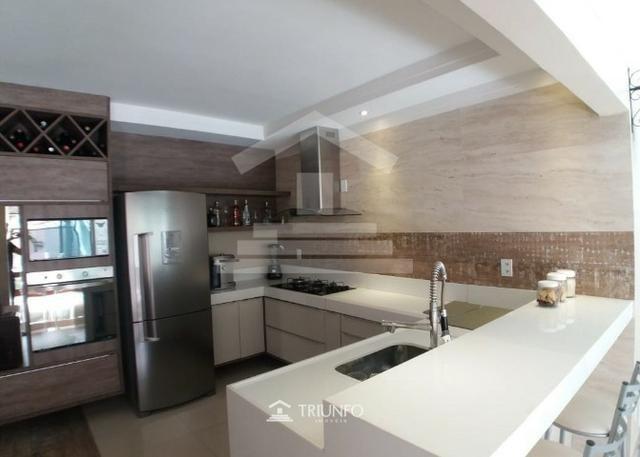 RF - Casa com 04 Suítes // Projetada // Cozinha Gourmet - Foto 4