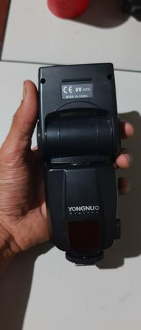 Flash speedlite yongnuo yn460-II