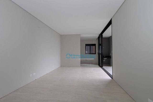 Apartamento com 3 dormitórios à venda, 118 m²- Mercês - Curitiba/PR - Foto 3