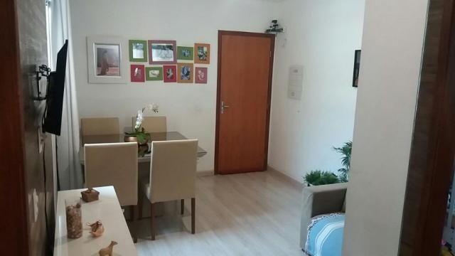 Apartamento com 2 dormitórios à venda, 52 m² por r$ 199.000,00 - manacás - belo horizonte/