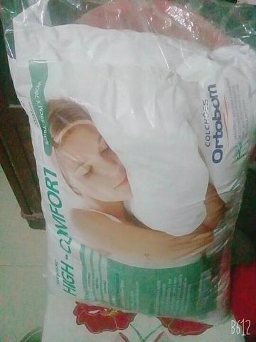 Travesseiro da Ortobom*novo*!