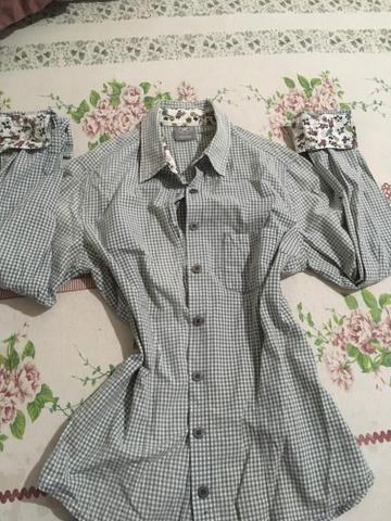Camisa hering feminina p