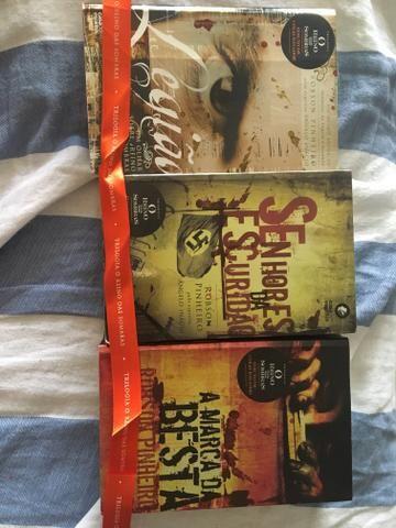 Robson Pinheiro - Box Trilogia O Reino das Sombras - Edição de colecionador - Foto 3