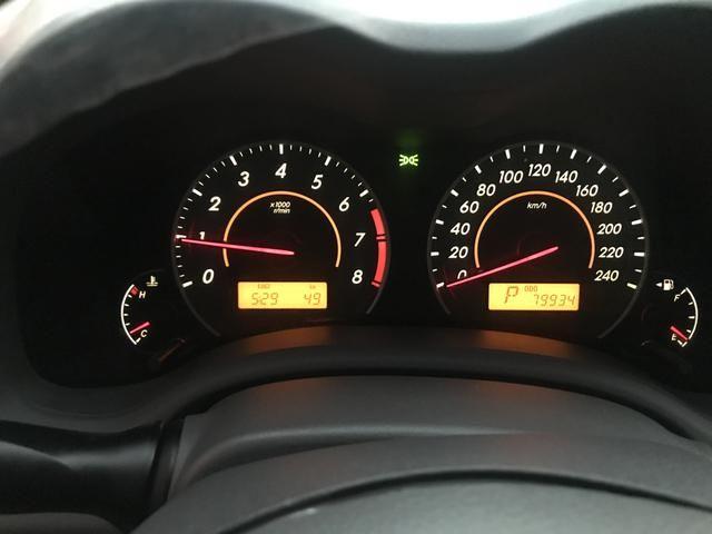 Corolla 11 AUTOMÁTICO com kit multimídia e bancos em couro legítimo - Foto 5