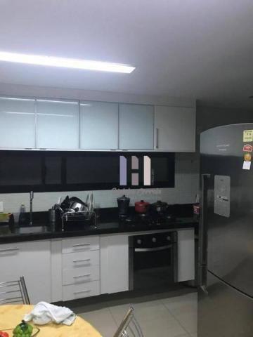 Apartamento com 4 dormitórios para alugar, 208 m² por r$ 4.500,00 - petrópolis - natal/rn - Foto 12