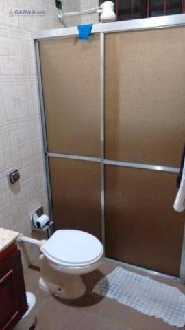 Casa com 4 dormitórios à venda, 220 m² por r$ 390.000,00 - ressaca - itapecerica da serra/ - Foto 14