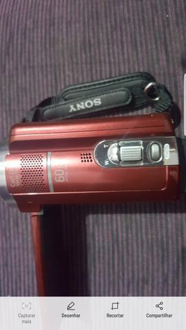 Filmadora Sony DCR SR68 - Foto 3