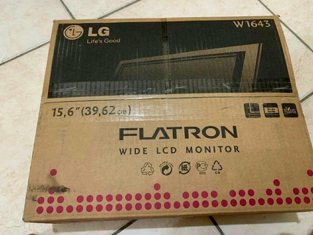 "Monitor LG Flatron 15,6"" - Foto 5"