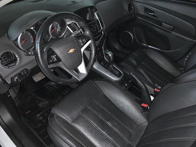 Abaixou!! GM Cruze 1.8 LT Flex automático - Multimídia, completo e com extras! - Foto 5