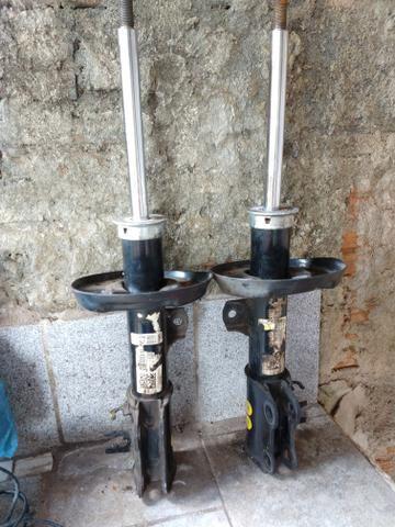 Amortecedor dianteiro Onix prisma Cobalt spin