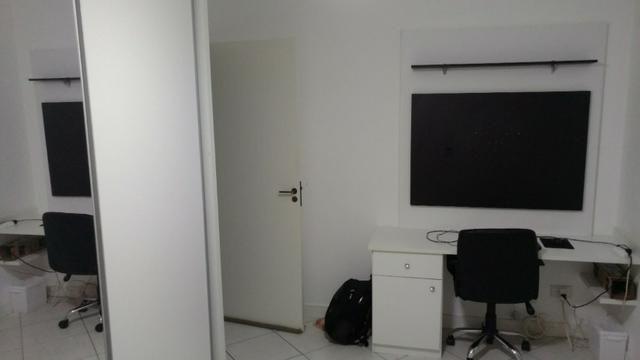 A. Excelente apartamento 3 dormitórios 110 metros av cidade jardim - Foto 5