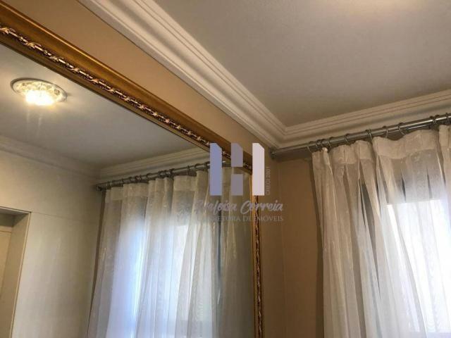 Apartamento com 4 dormitórios para alugar, 208 m² por r$ 4.500,00 - petrópolis - natal/rn - Foto 10