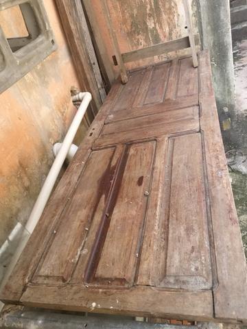 Porta de madeira 30 reais