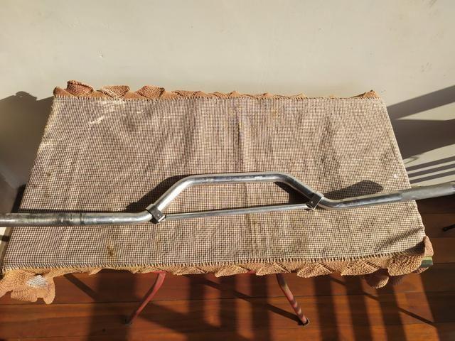 Barbada Guidão de alumínio - Foto 2