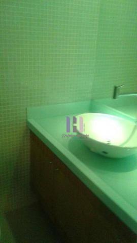 Apartamento com 4 dormitórios para alugar, 208 m² por r$ 4.500,00 - petrópolis - natal/rn - Foto 17