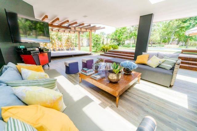 Mansões itaipu vendo linda casa 4 suites, 600m² lote 2500m²