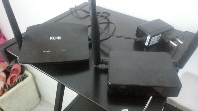 2 rotiador funcionando marca Keo