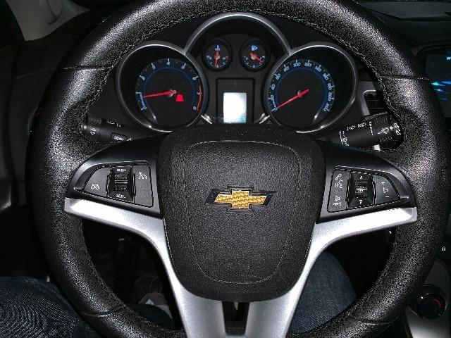 Abaixou!! GM Cruze 1.8 LT Flex automático - Multimídia, completo e com extras! - Foto 4