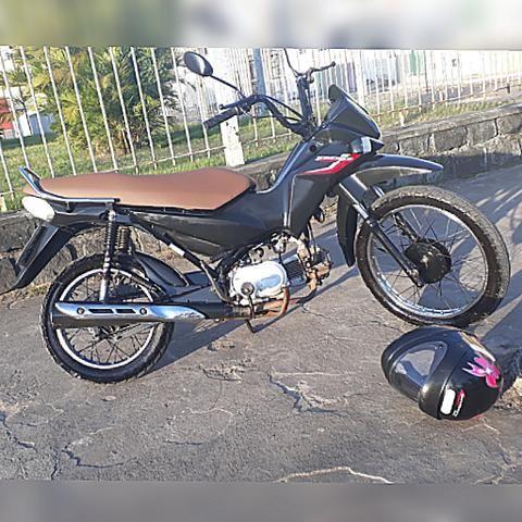Honda pop100 - Foto 3
