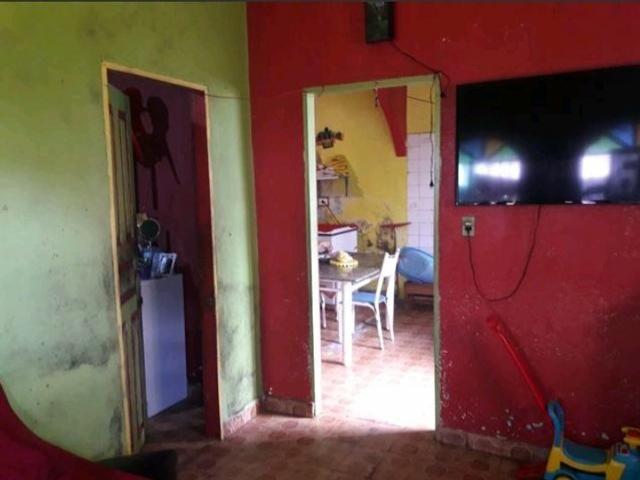 Vendo uma casa 2 piso na compensa - Foto 4