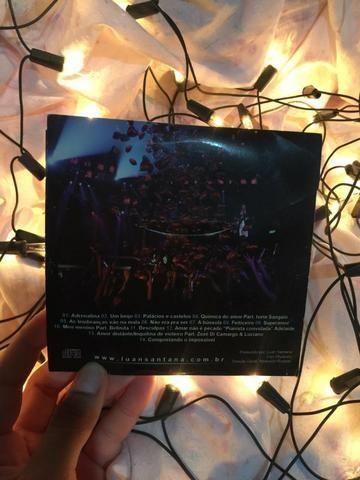 Kit 2 CD's e 2 DVD's Luan Santana - Foto 2