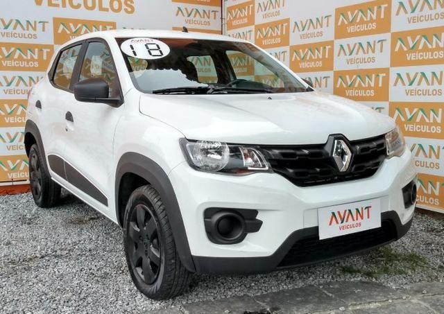 Renault Kwid Zen 1.0 2018 - Foto 2