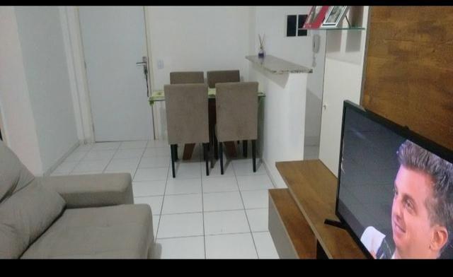 Lindo apartamentos 46mil +parcelas - Foto 4