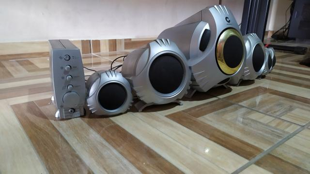 Home theater goldship 5.1 - Foto 3