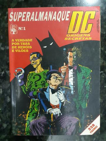 Superalmanaque DC 1, 2 e 3