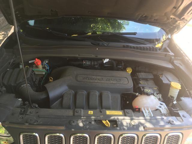 Jeep renegade Sport 1.8 2016,único dono - Foto 4