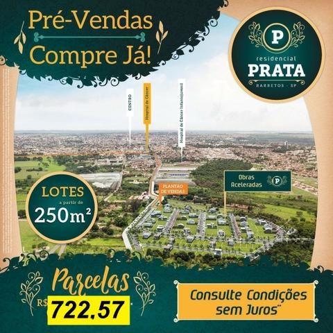 Lotes a Prazo Residencial Prata Barretos - Foto 7