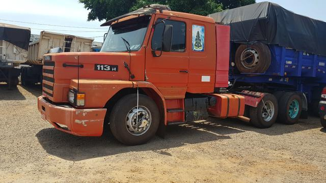 Scania T 112 HW 91 TOCO