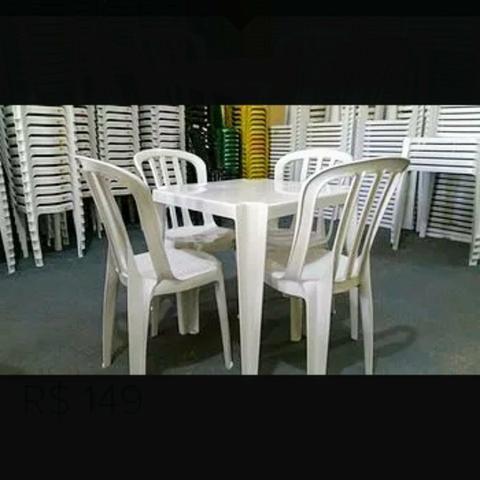 Locação de Mesas e Cadeiras Beatriz - Foto 2