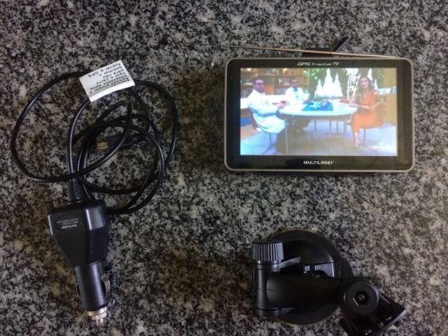 GPS Automotivo Multilaser Tracker,5 Pol. TV Digital! - Foto 6