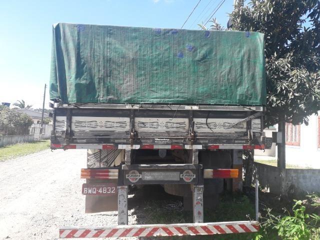 Carroceria truck graneleiro - Foto 3