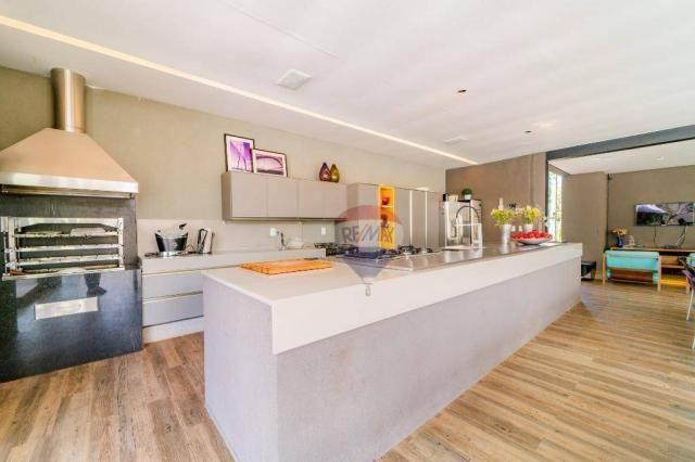 Mansões itaipu vendo linda casa 4 suites, 600m² lote 2500m² - Foto 8