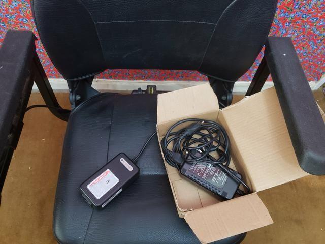 Cadeira de rodas pouquíssimo usada - Foto 5
