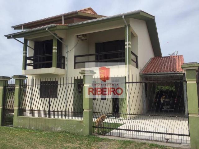 Casa com 4 dormitórios à venda, 220 m² por R$ 530.000,00 - Mato Alto - Araranguá/SC