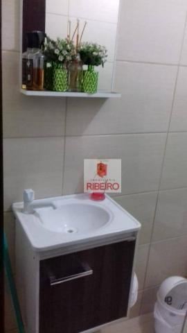 Casa com 2 dormitórios à venda, por R$ 220.000 - Coloninha - Araranguá/SC - Foto 19
