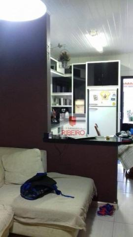 Casa com 2 dormitórios à venda, por R$ 220.000 - Coloninha - Araranguá/SC - Foto 4