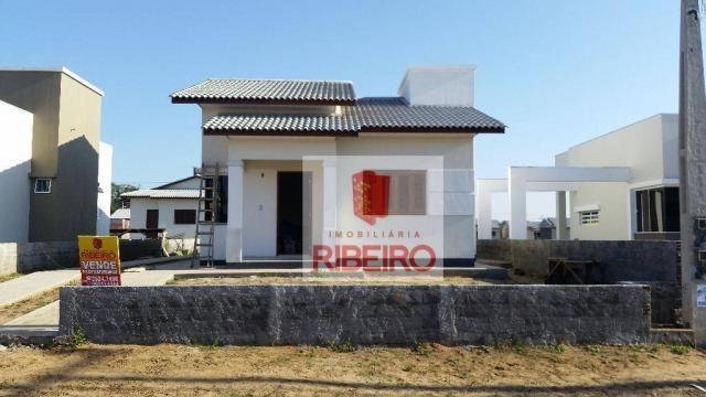 Casa com 2 dormitórios à venda, 58 m² por R$ 160.000 - Mato Alto - Araranguá/SC - Foto 3