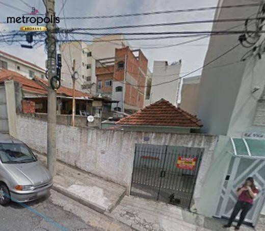 Terreno à venda, 330 m² por r$ 760.000,00 - osvaldo cruz - são caetano do sul/sp