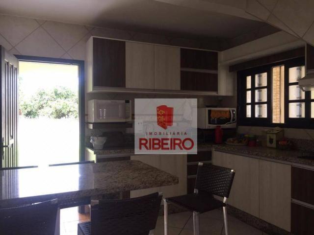 Casa com 4 dormitórios à venda, 220 m² por R$ 530.000,00 - Mato Alto - Araranguá/SC - Foto 3