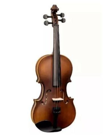 Violino Infantil 1/2 Vogga Kids C/ Case + Arco - Foto 2
